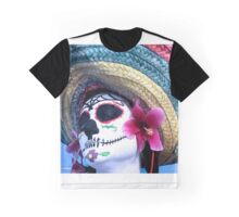 Day of the dead person  Graphic T-Shirt