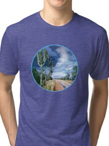 Country Road Tri-blend T-Shirt