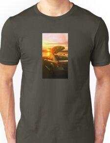 Kyak Sunset Unisex T-Shirt