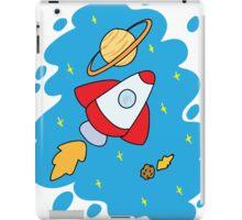 Space Escape iPad Case/Skin