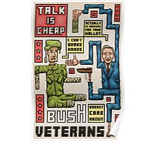 Talk is Cheap Poster