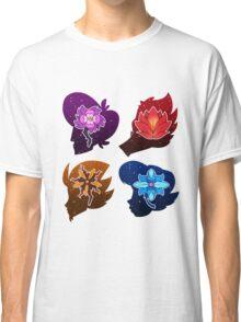 Squad Flower Heads Classic T-Shirt