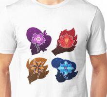 Squad Flower Heads Unisex T-Shirt
