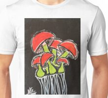 Contrasting the exisiting Unisex T-Shirt