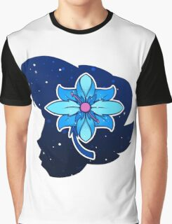 Vivi's Flower Graphic T-Shirt
