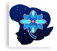Vivi's Flower Canvas Print