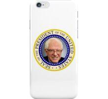 Bernie Sanders' Presidential Seal iPhone Case/Skin