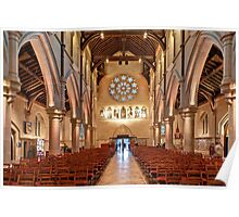 Christchurch Cathedral 1 - New Zealand Poster
