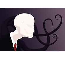 Slenderman Photographic Print
