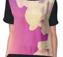 Pink Orchid Chiffon Top