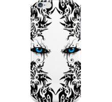 Spirit wolves with ocean eyes iPhone Case/Skin