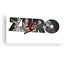 Fairy Tail Zero Canvas Print