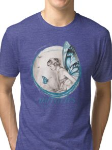 Whispering Wings Tri-blend T-Shirt