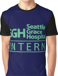 Grey's Anatomy - Intern Graphic T-Shirt
