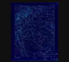 USGS TOPO Map New Jersey NJ Cassville 255151 1888 62500 Inverted Unisex T-Shirt