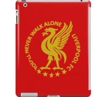 You'll Never Walk Alone Liverpool copy iPad Case/Skin