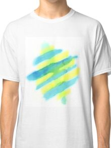 Chalk ripple Classic T-Shirt