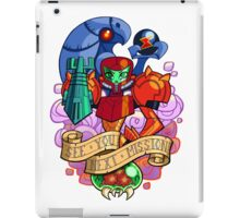 Super Samus iPad Case/Skin
