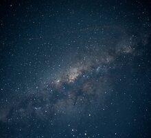 Milky Way - Western Australia by Jack McClane