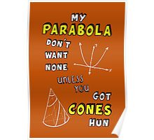 My Parabola Poster