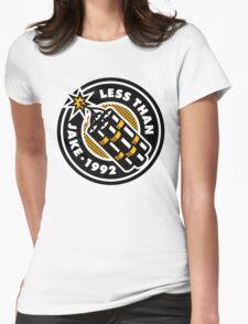 Ska Punk : Less Than Jake 1992 Womens Fitted T-Shirt