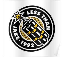 Ska Punk : Less Than Jake 1992 Poster