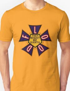 Flood by They Might Be Giants T-Shirt