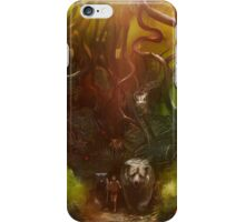 mowgli the leaders of the pack iPhone Case/Skin