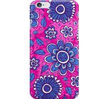 Sketchy Flowers iPhone Case/Skin