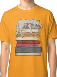 How to Chill Like a Cat Classic T-Shirt
