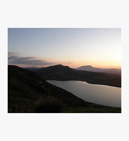 Muckish Mountain  -  Co. Donegal Ireland  Photographic Print