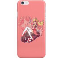 Gamer Girl Peach iPhone Case/Skin