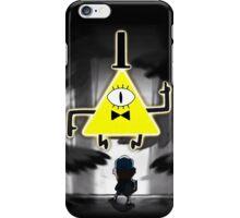 Gravity Falls Dipper Bill Cipher iPhone Case/Skin