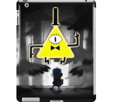 Gravity Falls Dipper Bill Cipher iPad Case/Skin