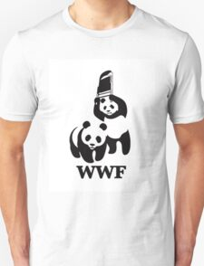 World Wide Fund for Panda Fighting  Unisex T-Shirt