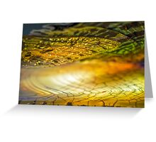Clouds of Silk Greeting Card