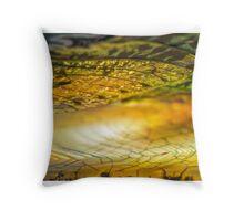 Clouds of Silk Throw Pillow