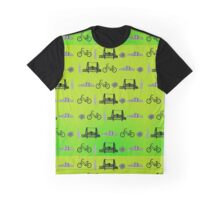 Portland Pattern Graphic T-Shirt