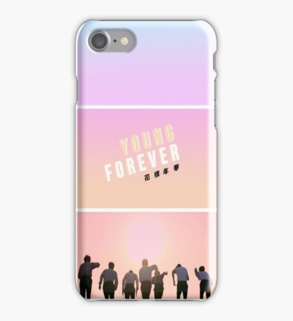 Forever Young: Color iPhone Case/Skin