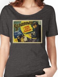 Gangster Movie - Scarface 1932 Women's Relaxed Fit T-Shirt