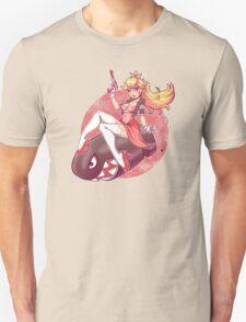 Banzai Peach  Unisex T-Shirt