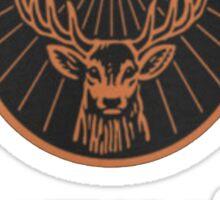 Jägermeister logo Sticker
