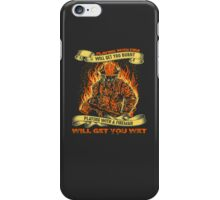 New T-shirt for Firefighter! This is MUST HAVE! iPhone Case/Skin