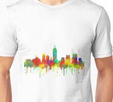 Indianapolis, Indiana Skyline - SG Unisex T-Shirt
