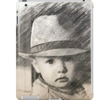 Cool baby  iPad Case/Skin