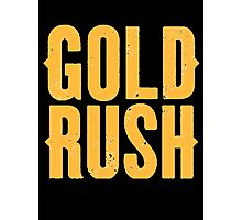 Gold Rush Official Discovery Channel Merchandise Alaska Mining Photographic Print