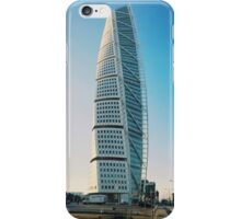 MALMÖ TOWN Turning Torso iPhone Case/Skin