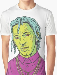 young thug art Graphic T-Shirt