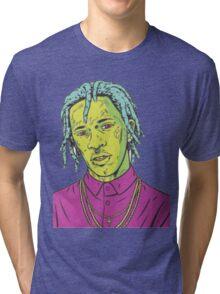 young thug art Tri-blend T-Shirt