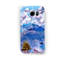 (ODD.M.) Graphic Novel Cover Samsung Galaxy Case/Skin